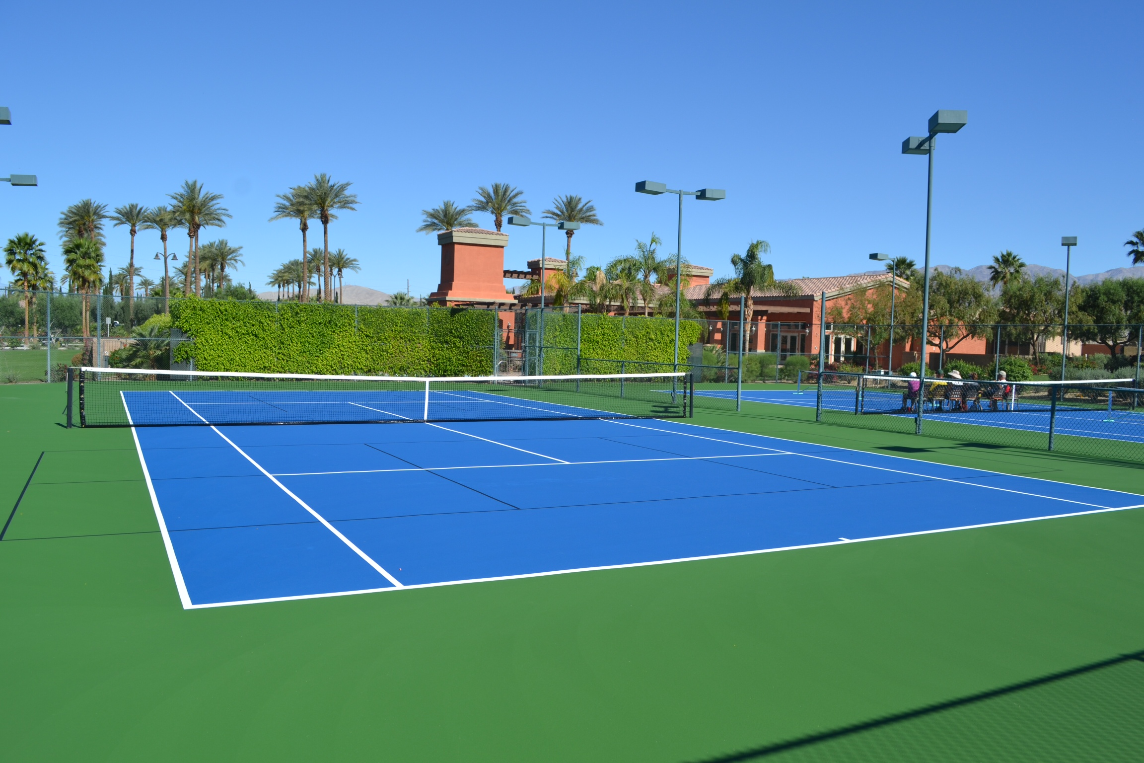 Pickleball Court Surfaces Las Vegas NV