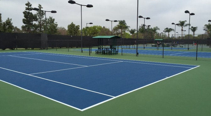 Tennis Court Resurfacing In Las Vegas NV