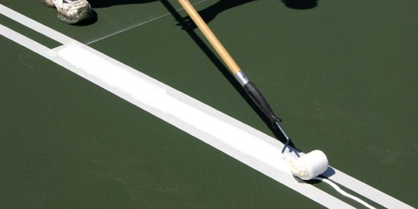Tennis Court Striping Paint