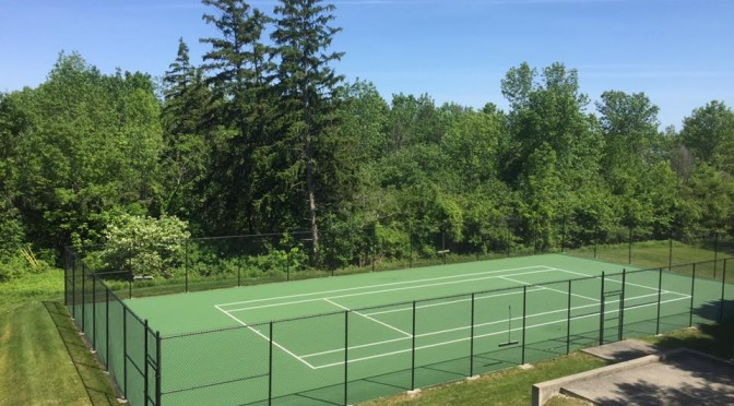 Tennis Court Resurfacing Vermont