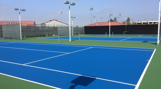 Tennis Court Resurfacing Anaheim CA