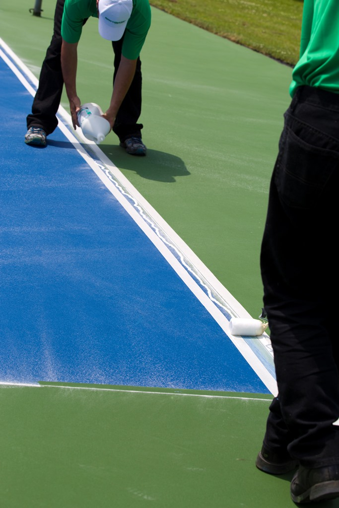 Tennis Court Contractors San Jose CA