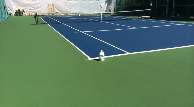 Tennis Court Resurfacing Mobile Alabama