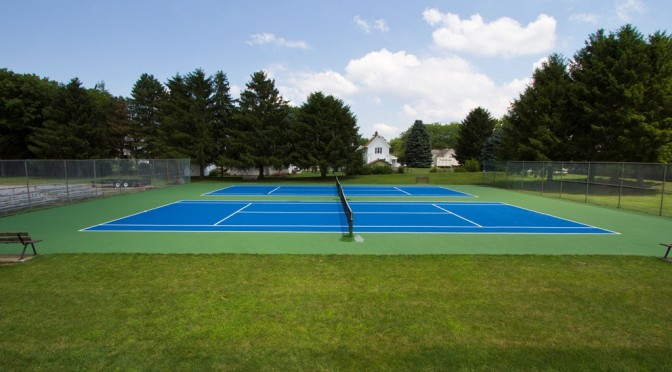 Tennis Court Resurfacing Pennsylvania