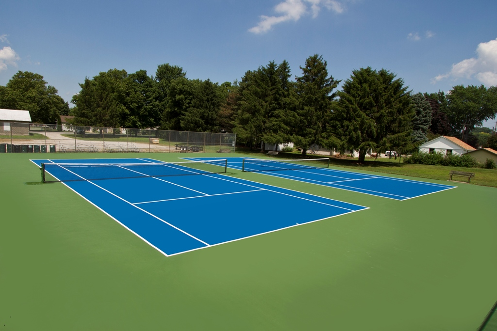 Tennis Court Repair & Resurfacing