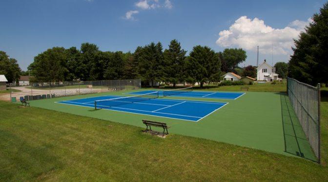 Tennis Court Resurfacing Louisiana