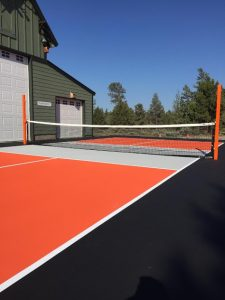 Boise Pickleball Court Surfaces
