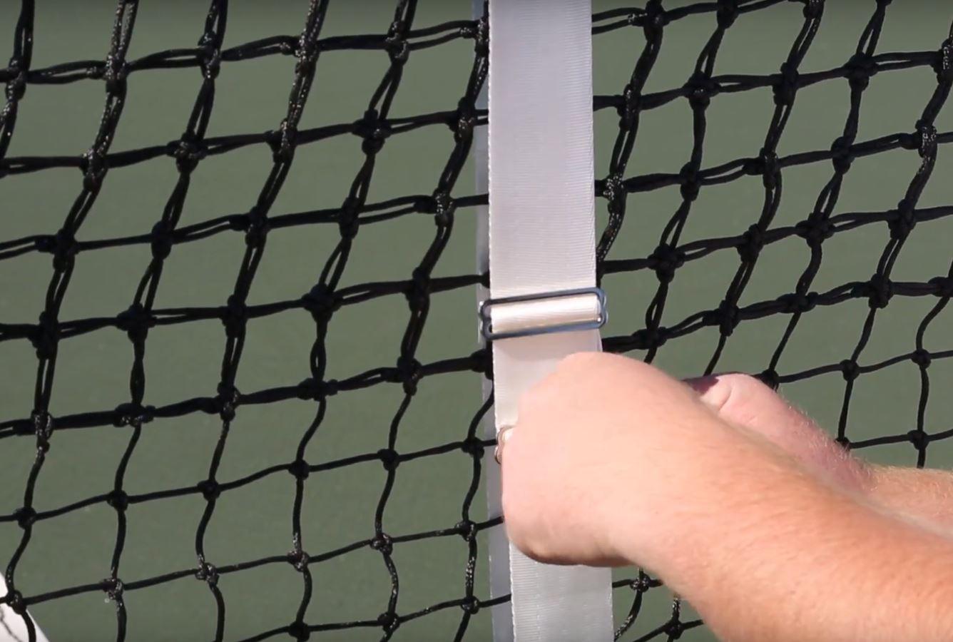 installing center strap
