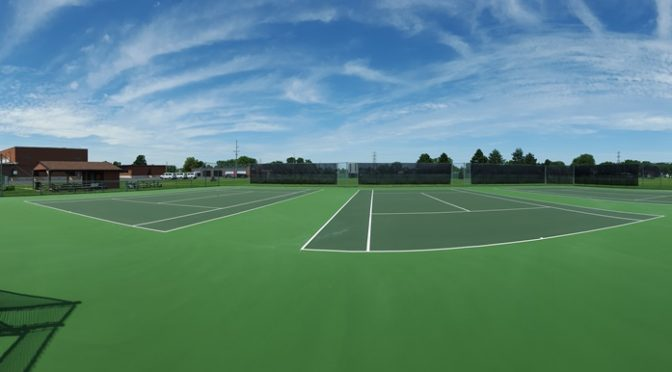 Tennis Court Resurfacing Toledo OH