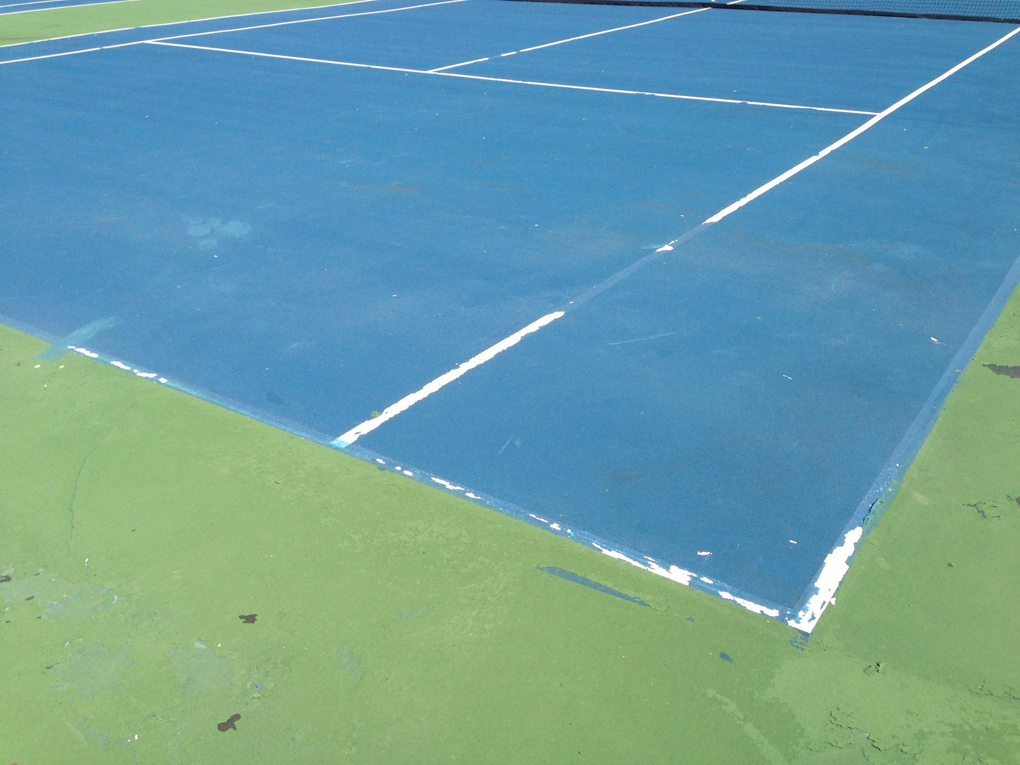 When Is It Too Cold To Apply Tennis Court Surfaces