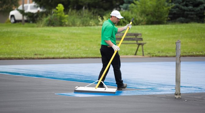 Tennis Court Resurfacing Akron Canton Ohio