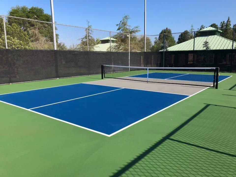 Pickleball Court Painting Grand Rapids MI