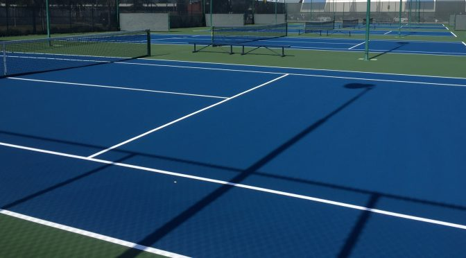 Tennis Court Resurfacing Grand Rapids MI