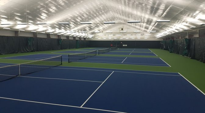 Tennis Court Resurfacing Quebec