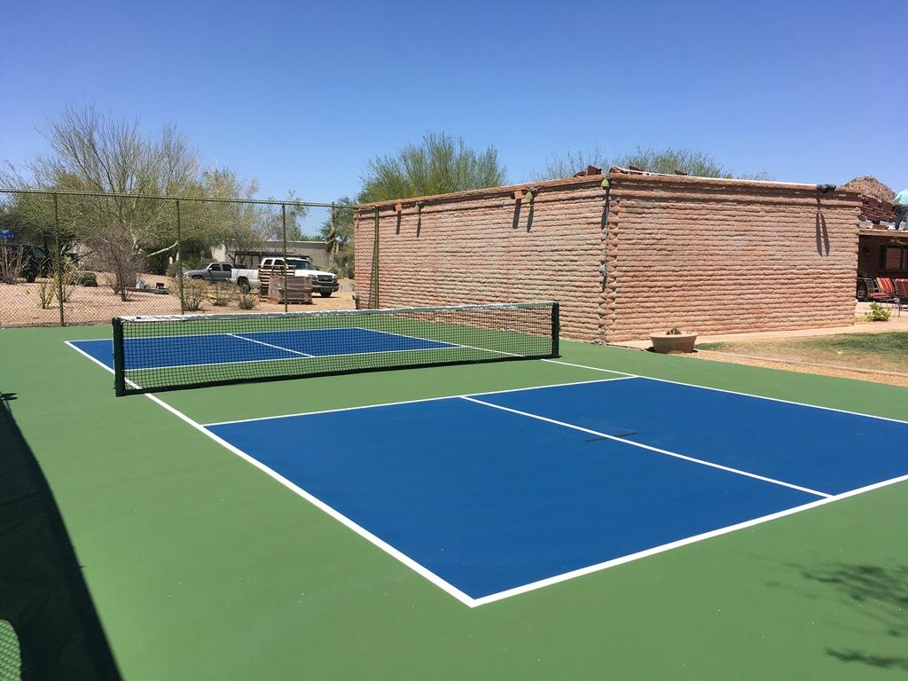 Pickleball Court Paradise Valley AZ