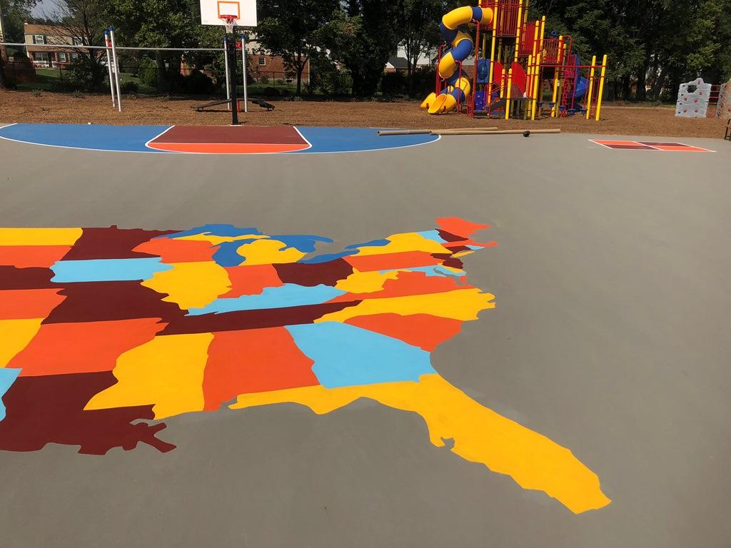 Playgrounds & Gamecourts
