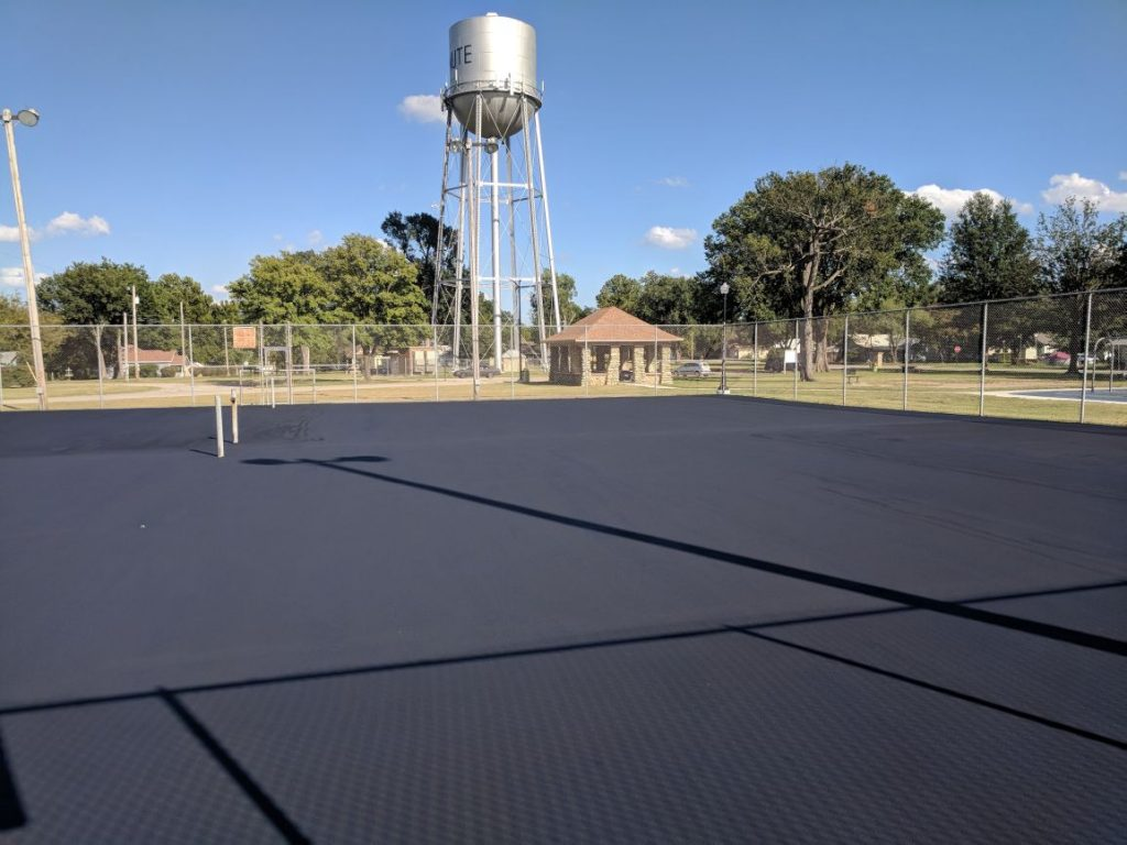 Court Repair Kansas