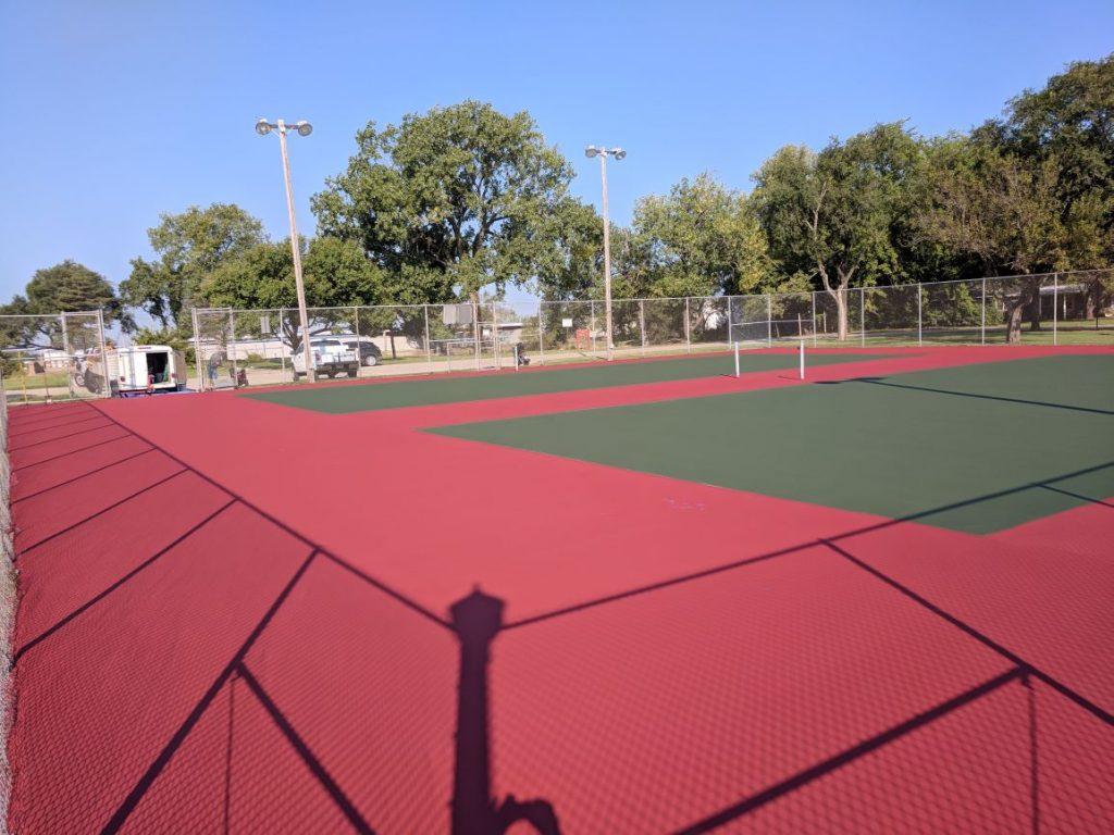 Sport Surfacing Contractors Kansas