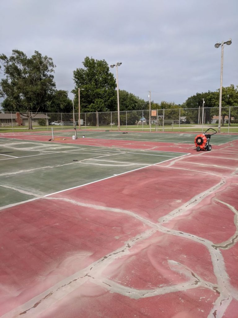 Wichita Sport Resurfacing
