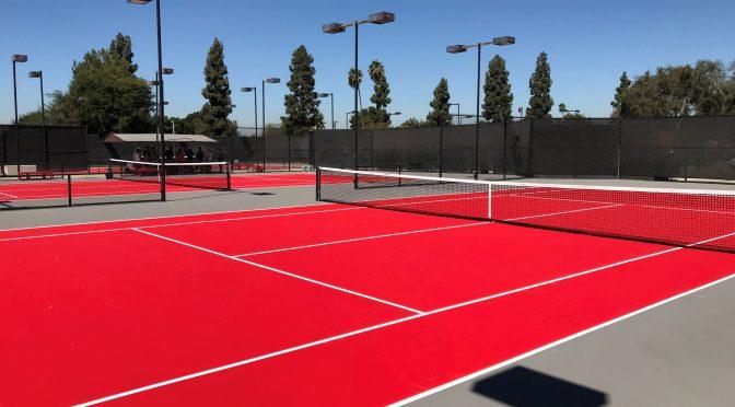 California Tennis Court Repair & Resurfacing
